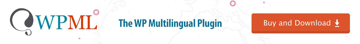 WPML Multilingual Plugin
